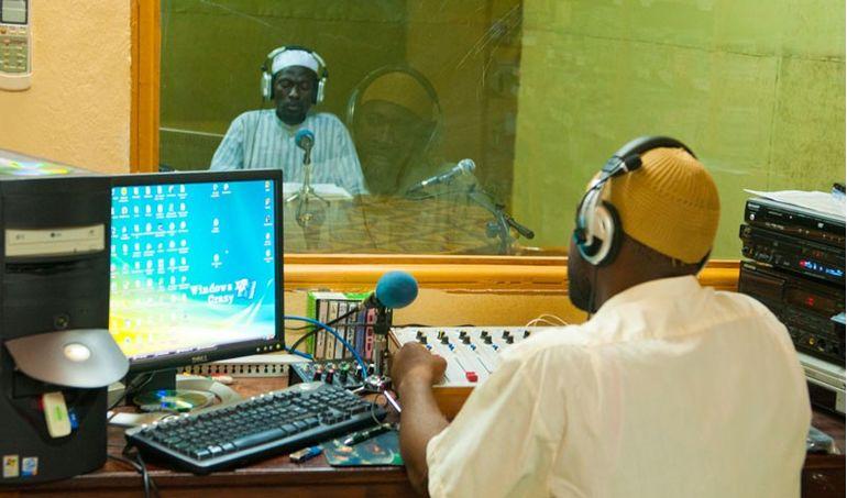 Directaid  Radio Program Support 1